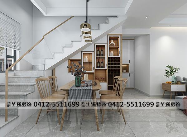 君汇上品-朱女士-现代-125-7楼梯餐厅区.jpg